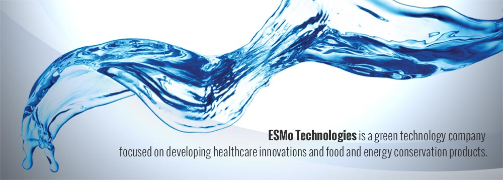 ESMo Technologies harnesses the power of Magnetic Interference Cloud™  (M.I. Cloud ™) technology to develop everyday applications and products for healthier, environmentally responsible living.